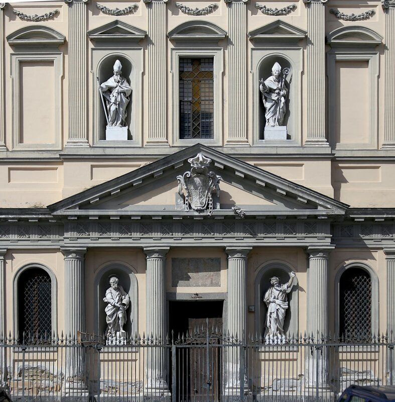 Наеполь. Рыночная площадь (Piazza del Mercato)