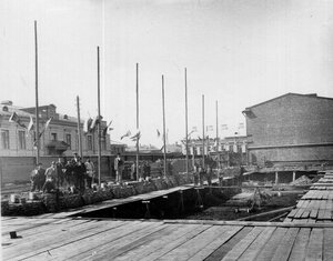 Начало строительства литейно-механического завода акционерного общества Вестингауза.