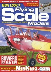 Журнал Flying Scale Models - Issue 156