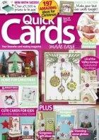 Журнал Quick Cards Made Easy – Christmas 201