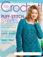 Журнал Crochet! - Autumn 2013