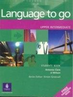 Аудиокнига Language to Go. Upper-Intermediate (Student's book, Audio, Teacher's Resource Book) pdf+mp3 (128 кбит/сек, 44 кгц, стерео) в архиве rar  124,85Мб