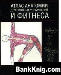 Аудиокнига Атлас анатомии для силовых упражнений и фитнеса