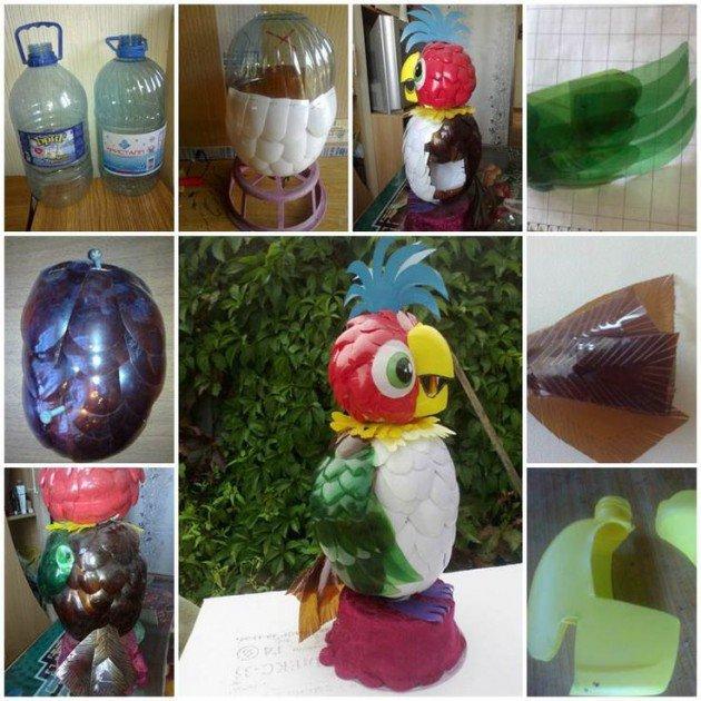 Картина для кухни своими руками мастер класс из пластиковых бутылок 75
