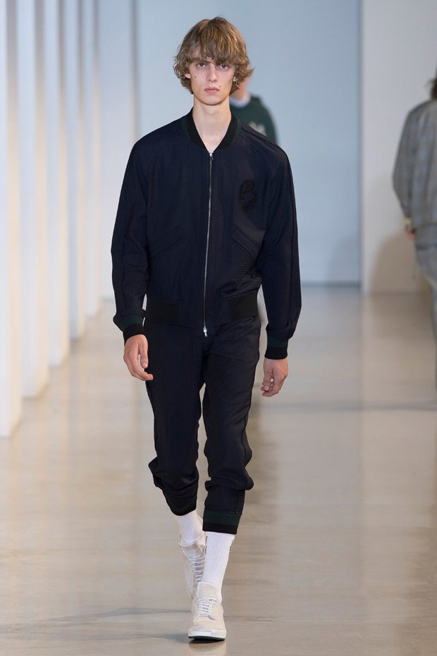 #PFW: WOOYOUNGMI Spring Summer 2018 Menswear Collection