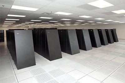 Суперкомпьютер IBM Blue Gene