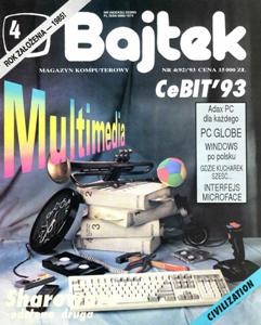 Журнал: Bajtek (на польском) - Страница 4 0_12c708_dc938df0_orig