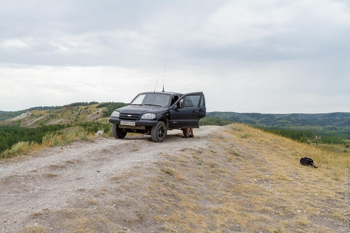 Гора Каланча Хвалынск 10