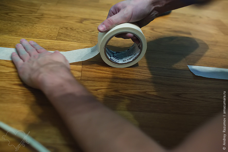 как положить линолеум