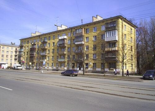 ул. Ленсовета 28