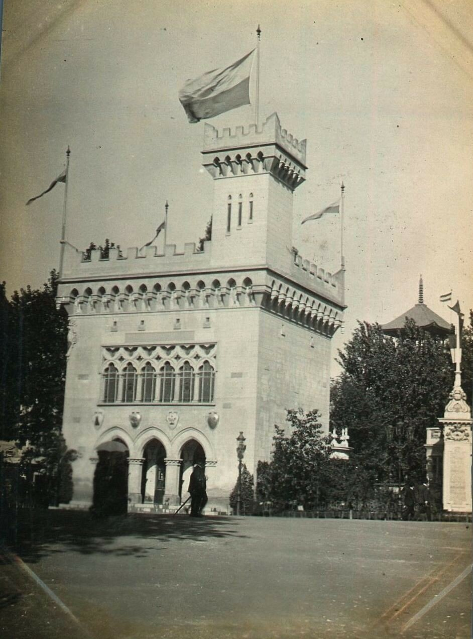 1900. Дворец Сан-Марино