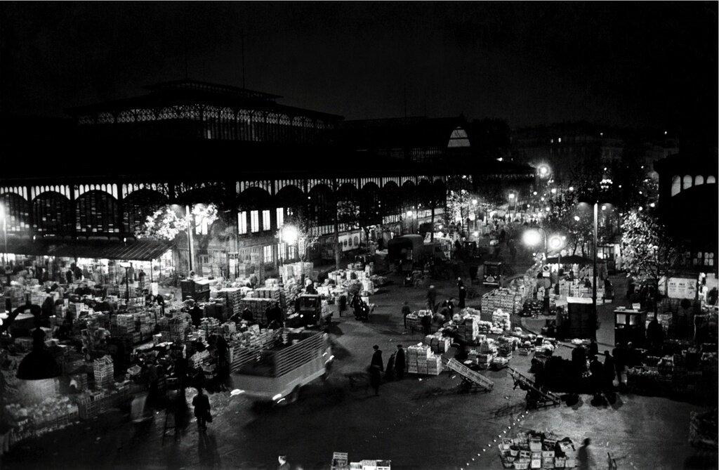 1967. Ночь в Ле-Аль