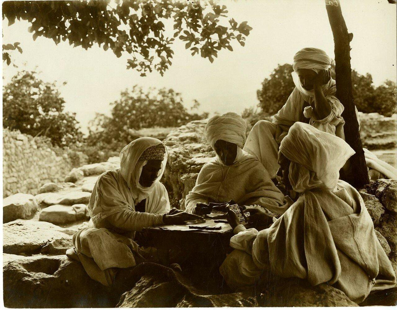 В деревне туарегов