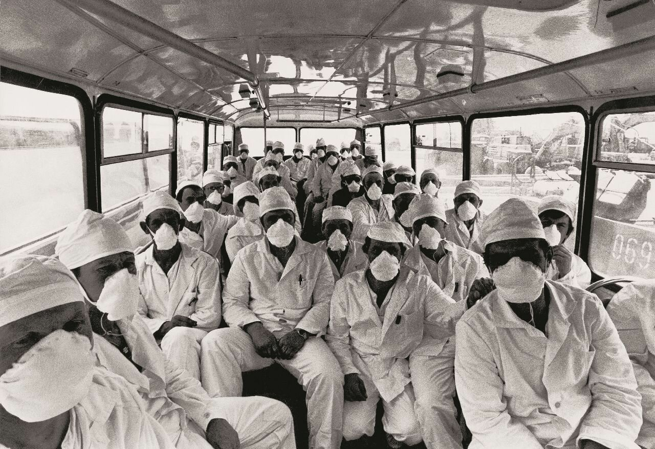 Летний дневник Чернобыля. 1986