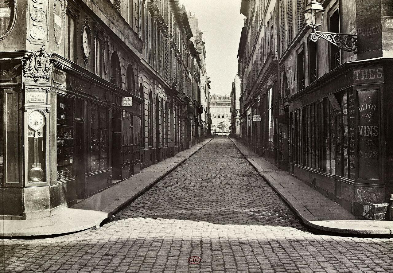 Рю де Шуазель. 1866
