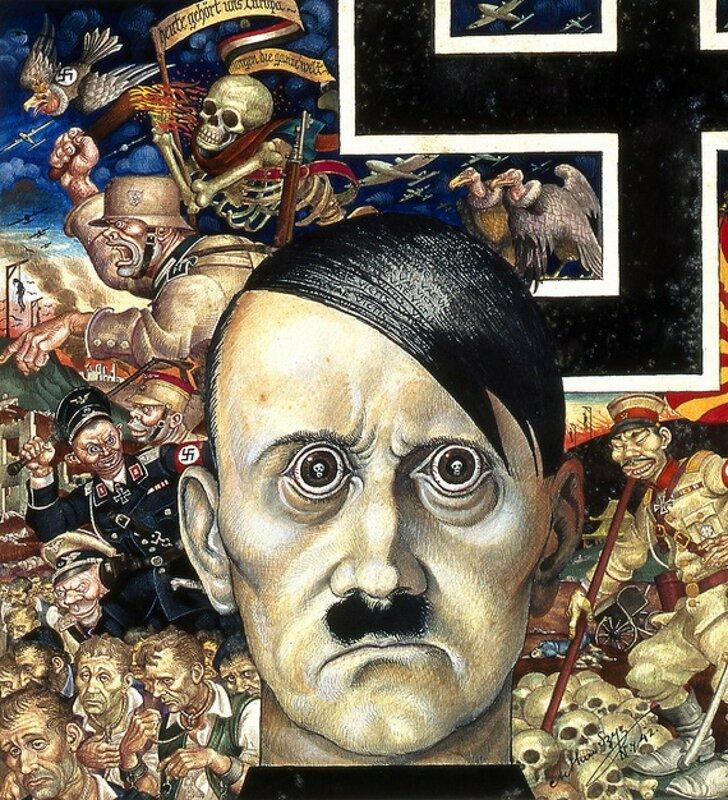 кто такой Гитлер, Гитлер капут, стратегия Гитлера, Гитлер о русском народе, идеология фашизма, тайны Третьего Рейха, Майн кампф