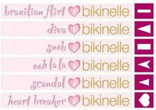 образцы Bikinelle
