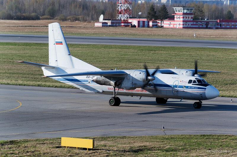 Антонов Ан-26Б-100 (RA-26081) Костромское Авиапредприятие D804481