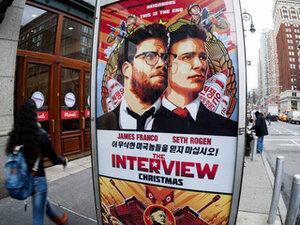 Фильм «Интервью» собрал в онлайн-прокате $40 млн