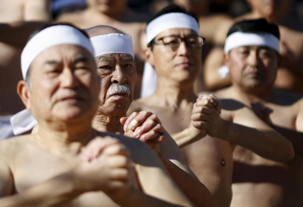 японки в купальнях
