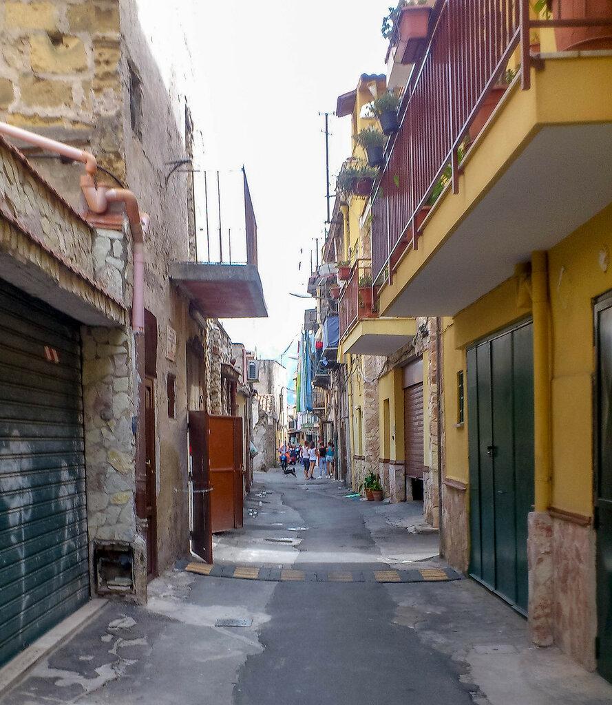 Переулки старого Палермо