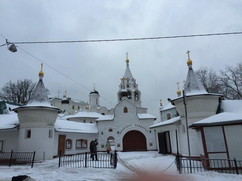 Храм Великомученика Никиты на Швивой горке