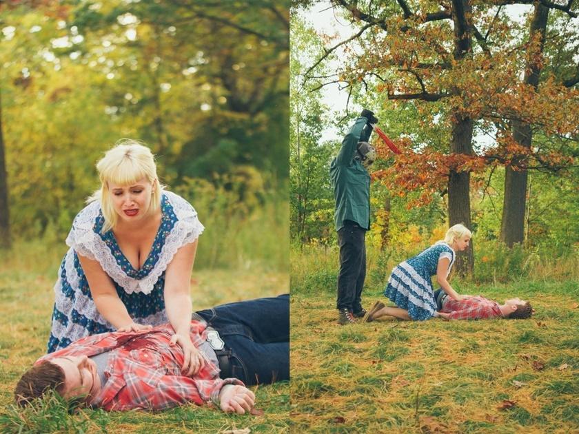 Love Scary Story. Любовная фотосессия с маньяком убийцей в маске 0 141b7b 5f33c46b orig