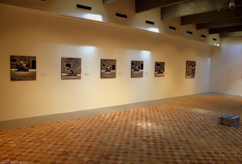"""Центр Современного искусства""""Гараж"""""""