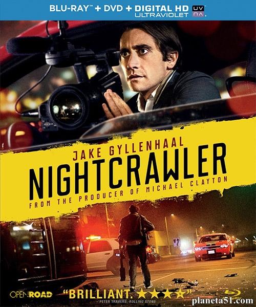 Стрингер / Nightcrawler (2014/BDRip/HDRip)
