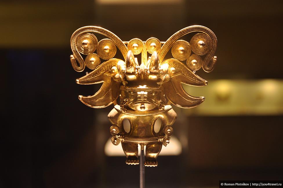 0 181a99 6dcd01f4 orig День 203 205. Самые роскошные музеи в Боготе – это Музей Золота, Музей Ботеро, Монетный двор и Музей Полиции (музейный weekend)