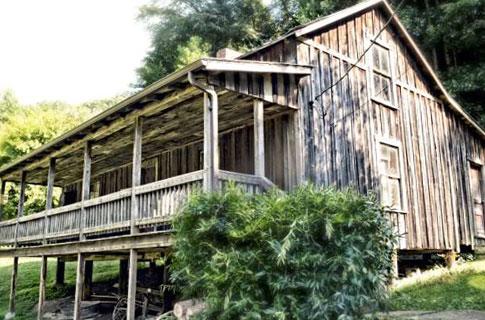 9 Звезд Кантри музыки поделились фотографиями своих домов, где росли (фото 2)