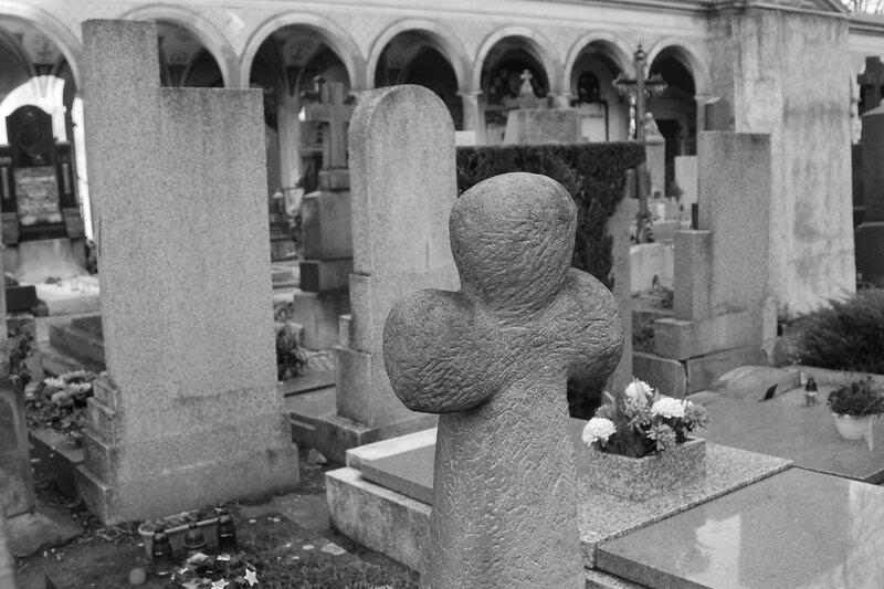 Чешское кладбище