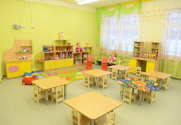Новые детские сады в Долгушино и Урванцево