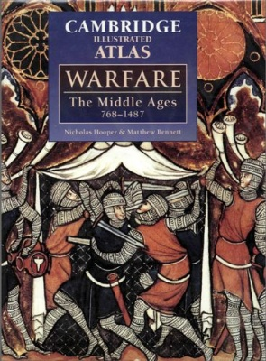 Книга Warfare. The Middle Ages 768-1487