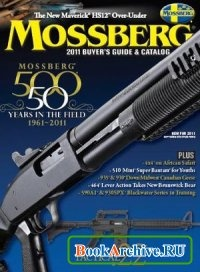Книга Mossberg 2011 Buyer Guide & Catalog.