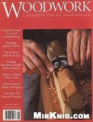Журнал Woodwork August 1997