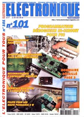 Журнал Журнал Electronique et Loisirs №101 (2008)