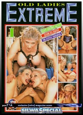Журнал Old Ladies Extreme №1 (1994)