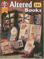 Книга Altered Books 101/Поделки из старых книг