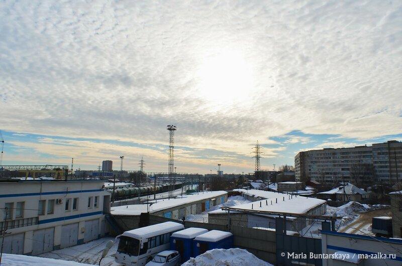 Саратов, 17 января 2015 года