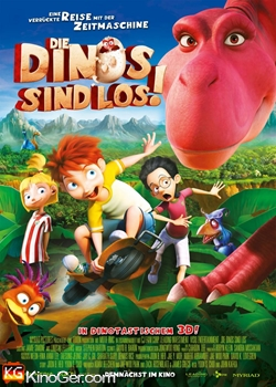 Die Dinos sind los! (2012)