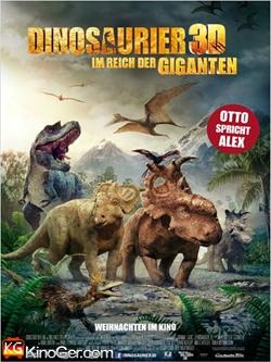 Dinosaurier 3D - Im Reich der Giganten (2013)