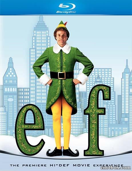 Эльф / Elf (2003/BDRip/HDRip)