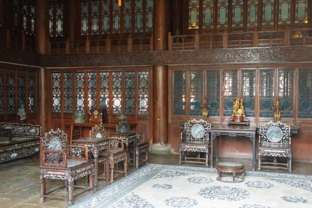 резиденция князя Гуна
