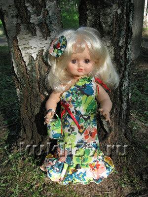 сумочка и костюм для куклы