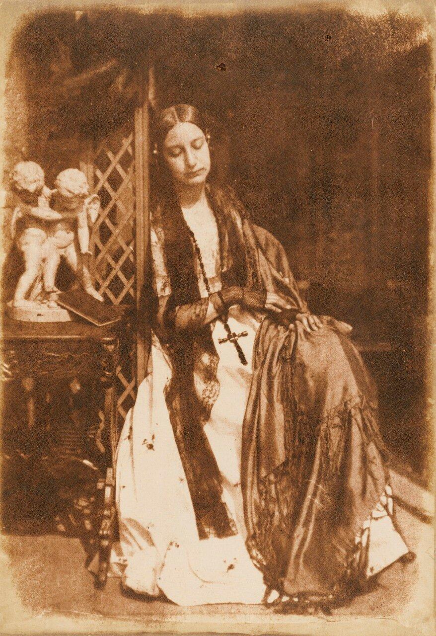 1843. Элизабет Ригби. Шотландия