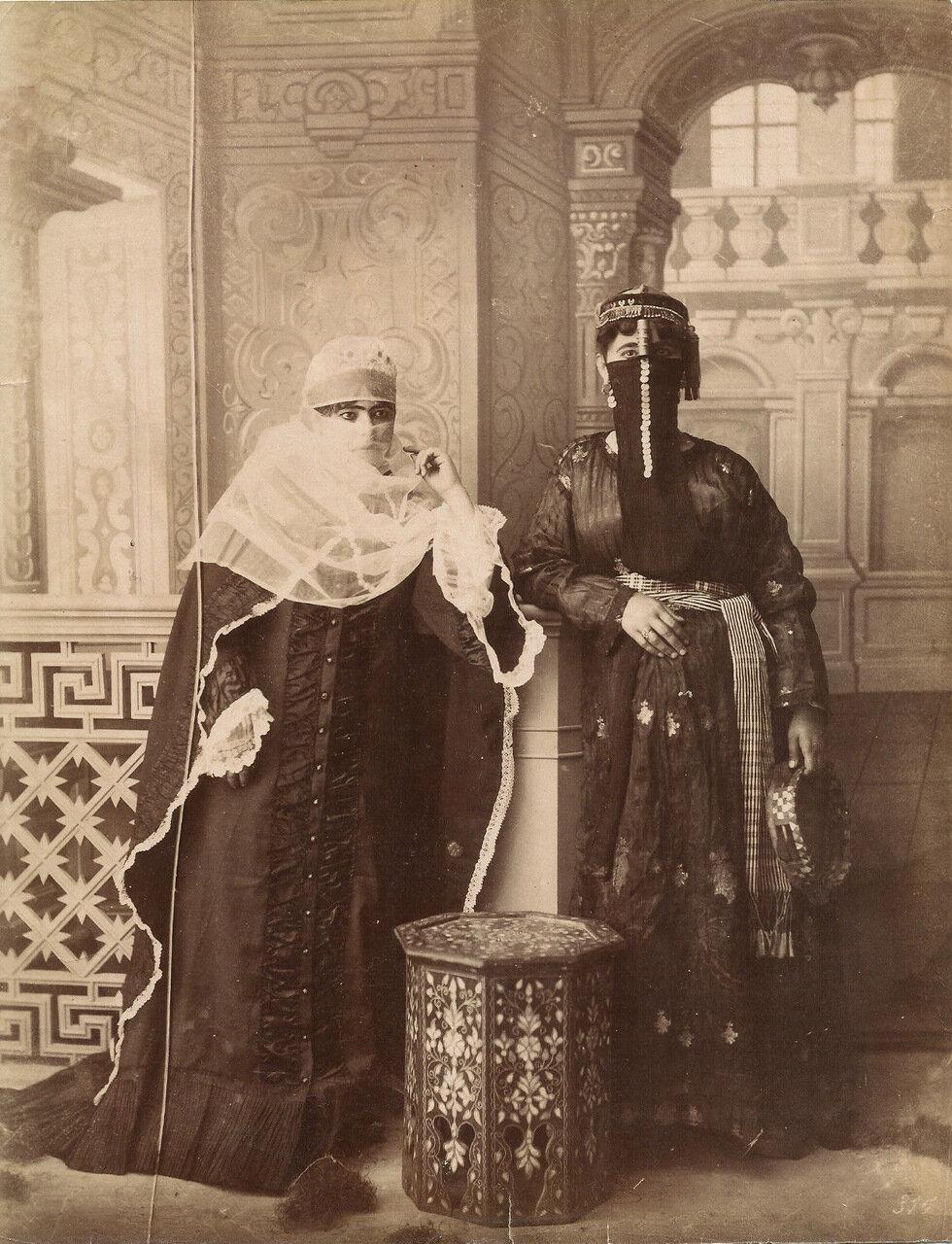 Турчанки. 1885
