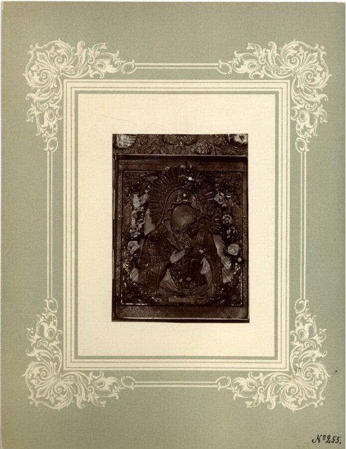 09. Благовещенская церковь, царские врата в иконостасе левого Преображенского придела в верхнем храме