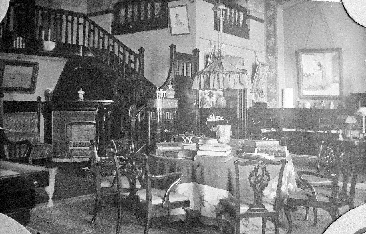 Парадный кабинет Николая II