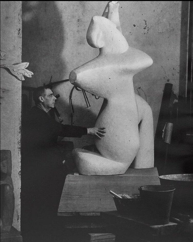 1946-1947. Анри Лоран и «Великий музыкант»